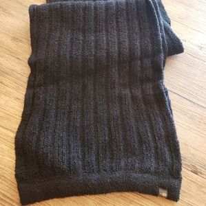 All Black super soft used once scarf